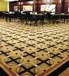 Custom made axminster carpets for hotels public areas