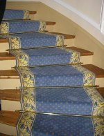 Stair carpet runners - The Wiltona collection